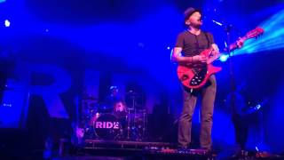 RIDE - Chrome Waves live in Bristol