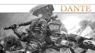 40 facts and lore on commander dante of the blood angels warhammer 40k