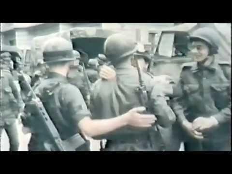 35º aniversario del golpe militar de 1976. Día Nacional de la Memoria por la Verdad y la Justicia.
