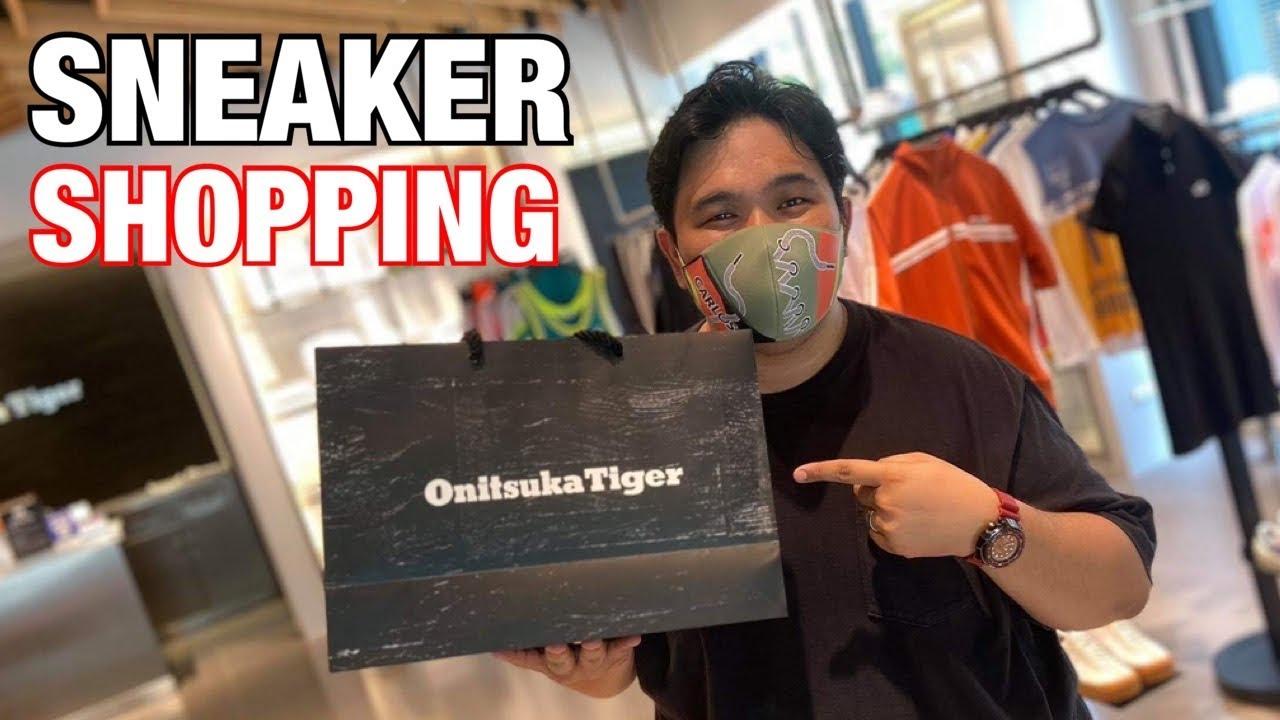 Download ONITSUKA TIGER SNEAKER SHOPPING!