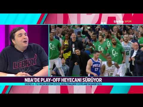 NBA'de Bugün - 10 Mayıs 2018