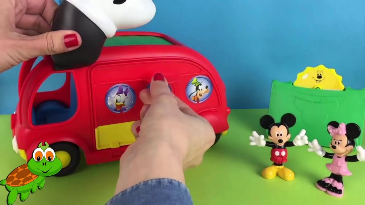 juguete para nios huevos sorpresa de plstico casa do mickey mouse clubhouse play doh