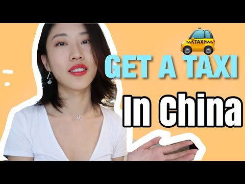 Hot To Get A Taxi In China & Chinese | Chilling Chinese | Survival Mandarin
