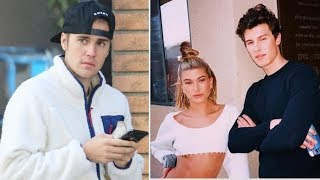 Justin Bieber REACTS When Shawn Mendes Drops A 'Like' On Hailey Baldwin's Photo!