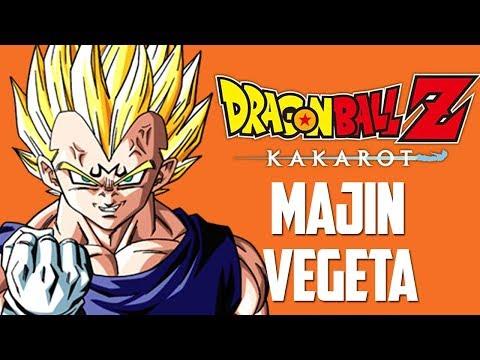 Dragon Ball Z Kakarot #16 - Vegeta é mau de novo, o MAJIN VEGETA