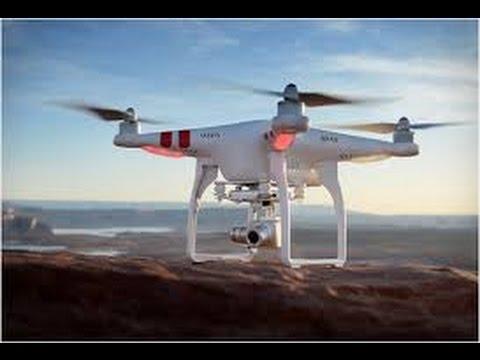 CONHEÇA OS DRONES PROFISSIONAIS PHANTOM
