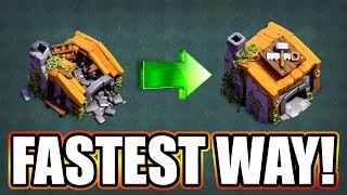 FASTEST WAY TO MAX YOUR BUILDERS HALL BASE! - Clash Of Clans - PREPARING FOR BH7!