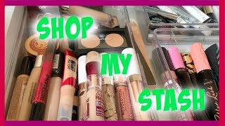 Weekly Makeup Drawer October 2018 | Shop My Stash Colourpop, Pixi Beauty & More!