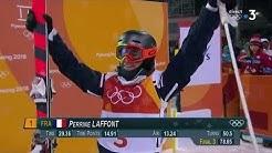 JO 2018 : Ski Acrobatique/Bosses - Le titre olympique pour Perrine Laffont
