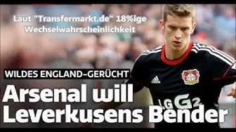 Top 5 Wechselgerüchte | Bundesliga | 2014
