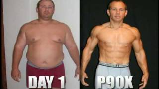 Tommy Mygrant P90X Transformation Before and After Results - P90X Infomercial