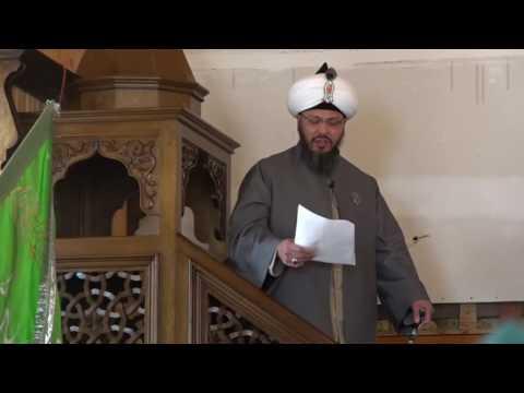 Receb Şehrullah: İhlâs Sahibi Ve Mütevazi Bir Mürid Olun  (Altyazılı)