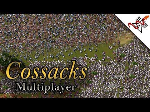 Cossacks: Back to War Multiplayer - Huge Armies & Huge Battles | Deathmatch [1080p/HD]