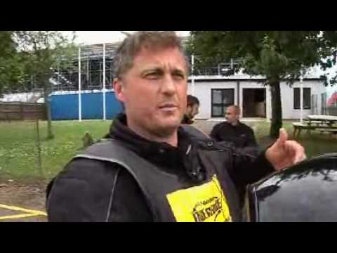 Cricket Hero Darren Gough Takes His CBT For Get On