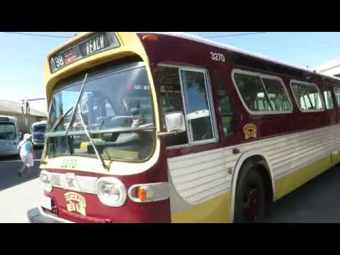 Motor Bus Society 2016 Fall Convention Sacramento, CA  Pacific Bus Museum Fremont, CA
