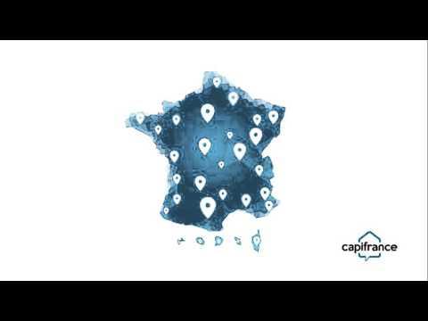 Spot publicitaire Capifrance - Emission Money Drop sur TF1