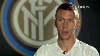 In Focus - Ivan Perisic (CROATIA)