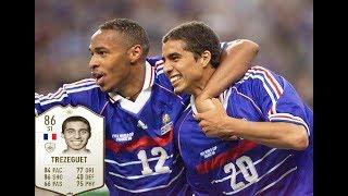 David Trezeguet 86 FIFA 19 ICON Review(Best ICON ST?)