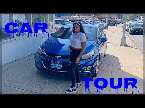 Car Tour | Chevrolet Cruze LT