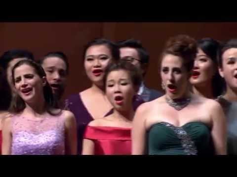 """""""Wo Ai Ni, Zhong Guo""""/""""I Love You China"""" Final Concert in Suzhou, China."""