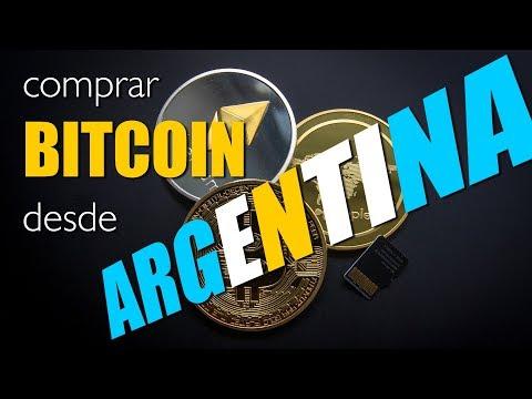CÓMO COMPRAR BITCOIN DESDE ARGENTINA ✅ (fácil) 2018-2019 | Emprender Simple