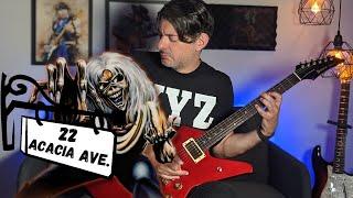 22 Acacia Avenue - Iron Maiden FULL Guitar Cover
