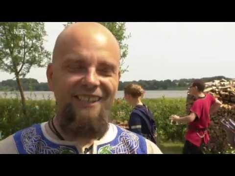 Heiraten wie die Wikinger - ein Fernsehbericht über uns vom NDR