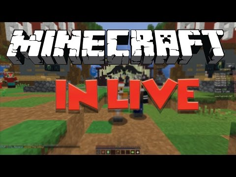 MINECRAFT - pvp in live?!