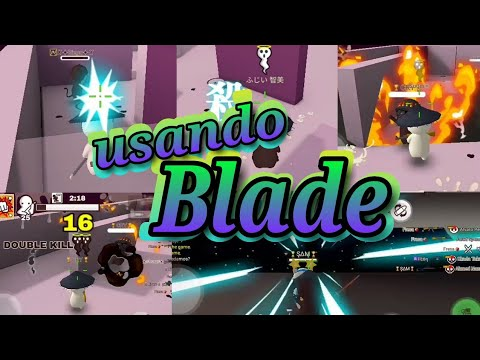 Ayuwoki me asusta | Playing with Blade | Milkchoco