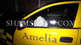 Խոշոր ավտովթար Երևանում  բախվել են Opel ն ու Mercedes ը