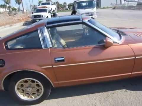 1981 Datsun 280ZX Turbo AT at Berth 199, Long Beach, CA ...