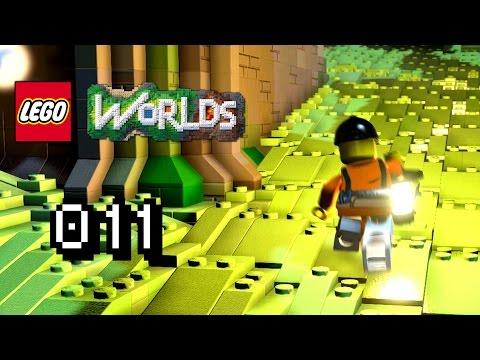 LATERNE, SAMEN & TRAKTOR !! - Let's Play Lego Worlds Gameplay #011 [Deutsch] [60FPS]