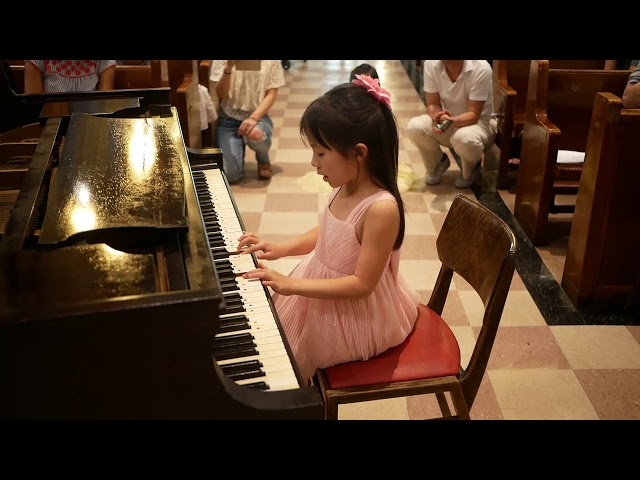 Kaitlyn Spring Recital June 2019