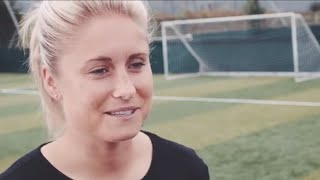 Let's Talk... Body Changes with Steph Houghton