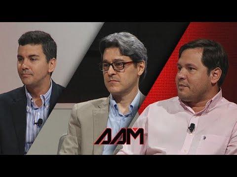 #AAM | Analizamos los primeros 100 días de gobierno de Mario Abdo Benítez (PGM 39)