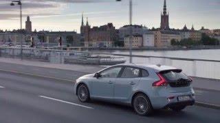 Anuncio Volvo V40 2016 versión extendida