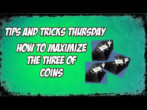 Tips and Tricks: How to Maximize the Three of Coins
