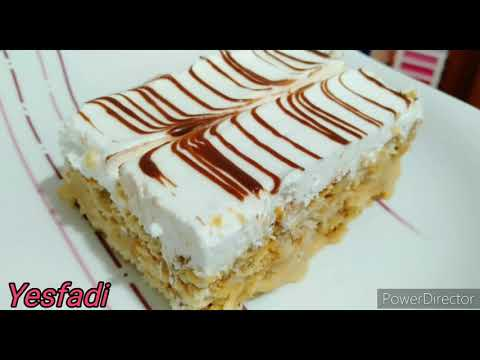 dessert-au-bimo-sans-cuisson-facile-et-rapide-تحلية-بيمو-إقتصادية-و-لذيييييييييذة