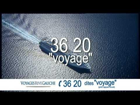 Voyages Rive Gauche Pub Tv