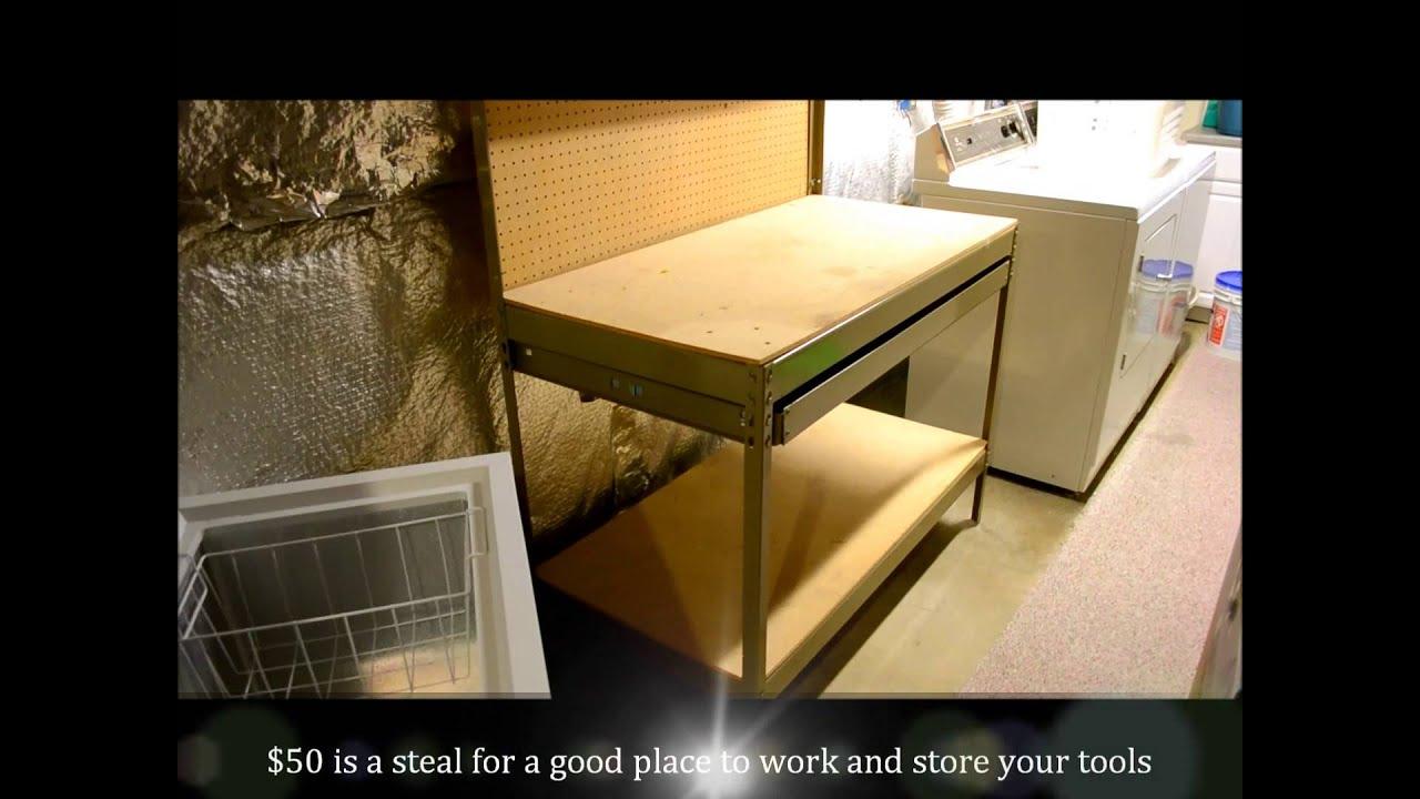 gorilla work bench