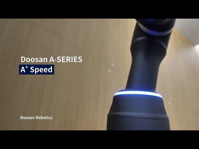 Doosan Robotics A SERIES - A+ Speed