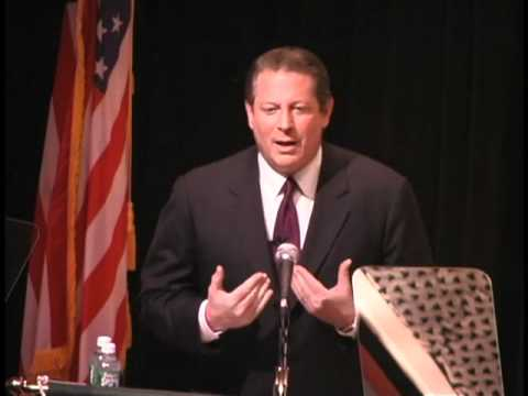 2004 - Fear: Political Uses and Abuses - Keynote: Al Gore | The New School