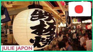 UN VIEUX QUARTIER BIEN STYLE A TOKYO / JULIE JAPON