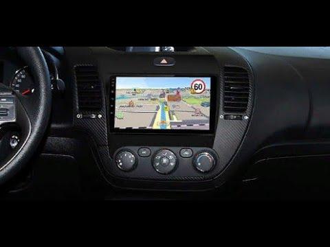 Штатная магнитола для Kia Cerato 2013-2018 г. Android с GPS