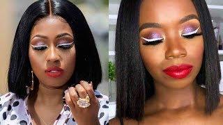 City Girls Act Up Inspired Makeup Tutorial