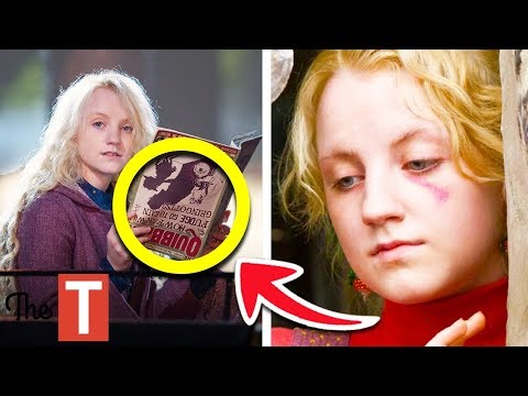 Harry Potter 10 Things Everyone Gets Wrong About Luna Lovegood