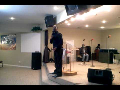 Pastor Clinton Smith @ THE GLORY CLOUD EXPERIENCE 01.27.2012 (Part 2)