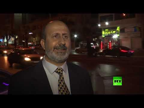 رد فعل الأمين العام لـ جبهة العمل الإسلامي مراد العضايلة بعد وفاة محمد مرسي  - نشر قبل 10 ساعة