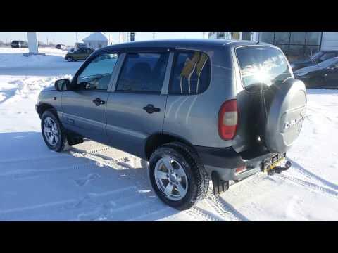 Купить Шевроле Нива (Chevrolet Niva) 2007 г. с пробегом бу в Балаково Автосалон Элвис Trade in центр