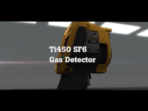 NEW: Fluke Ti450 SF Gas Detector and Infrared Camera